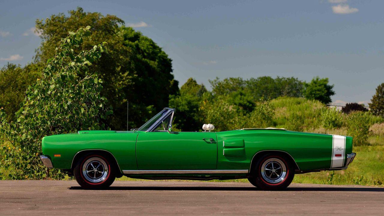Dodge Coronet R/T Hemi Convertible de 1969... Poke-Ball Go !! 30