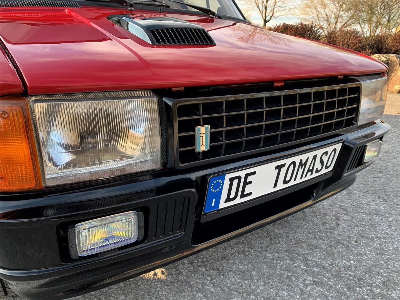 Innocenti Mini De Tomaso - La De Tomaso du pauvre ! 20