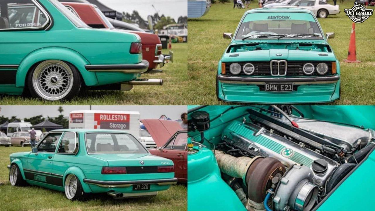 La BMW E21 325i Turbo de Corrie - Requin (très) pressé ! 27