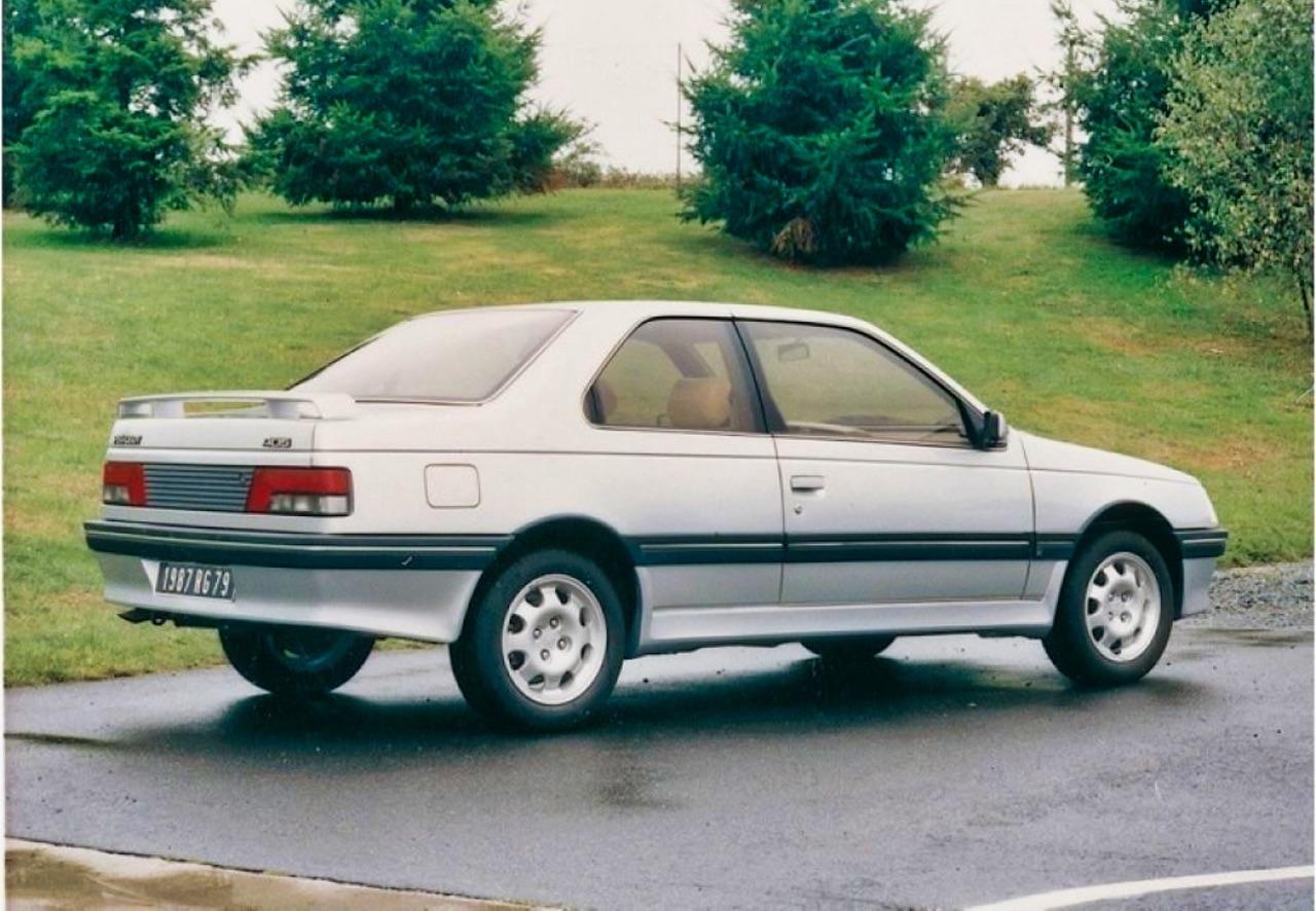 Peugeot 405 Coupé Heuliez - Acte manqué ! 8