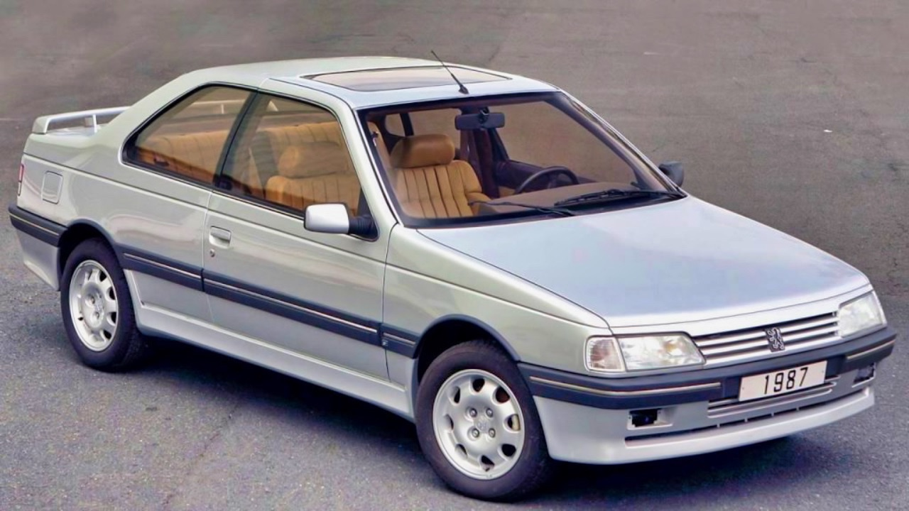 Peugeot 405 Coupé Heuliez - Acte manqué ! 7