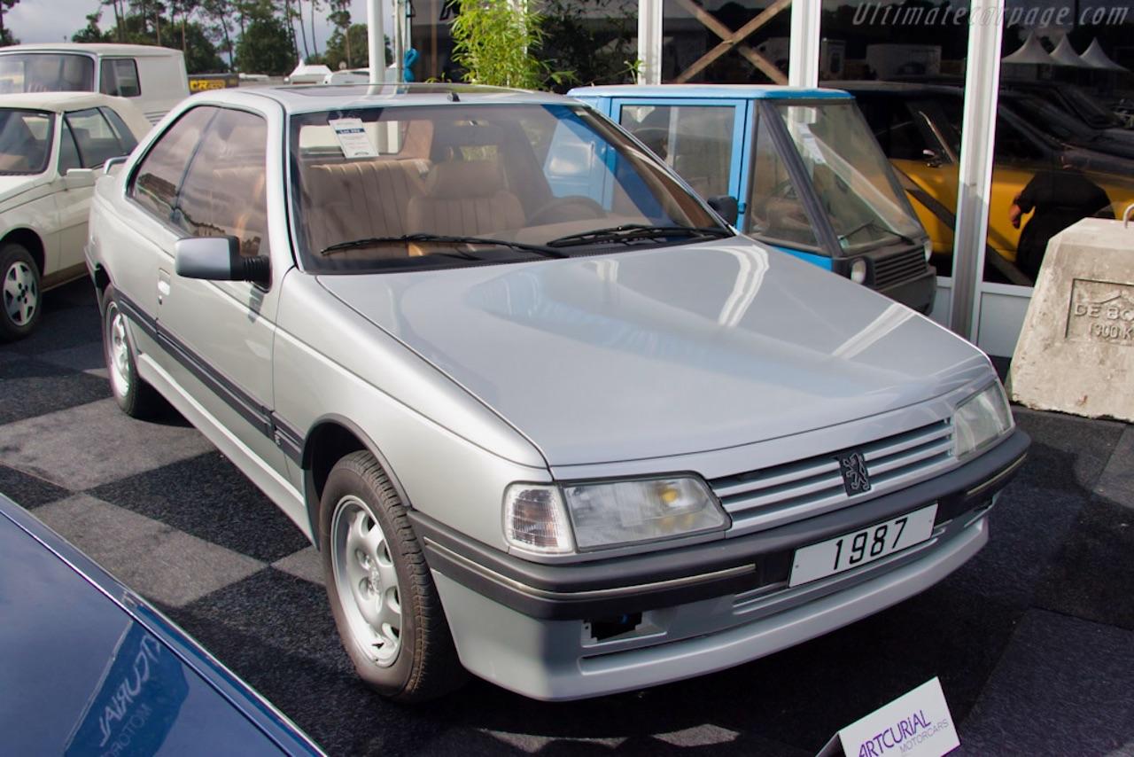 Peugeot 405 Coupé Heuliez - Acte manqué ! 4