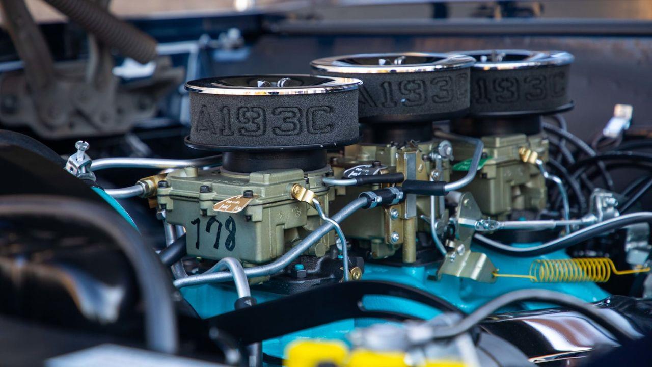 Pontiac Tempest Le Mans GTO de 1964 - Ze Feurst Muscle Car ! 5
