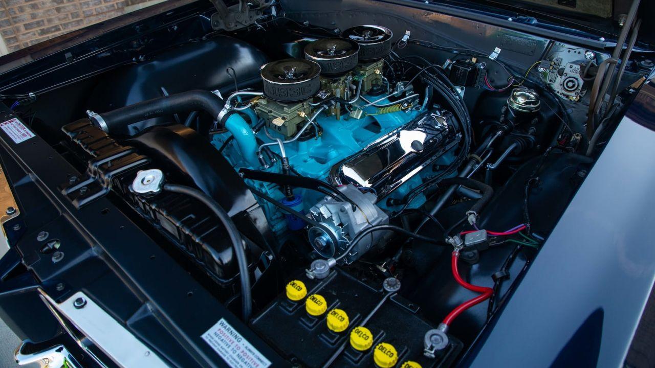 Pontiac Tempest Le Mans GTO de 1964 - Ze Feurst Muscle Car ! 11