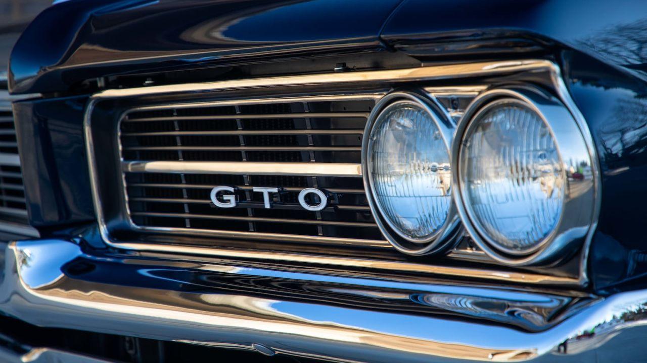 Pontiac Tempest Le Mans GTO de 1964 - Ze Feurst Muscle Car ! 3