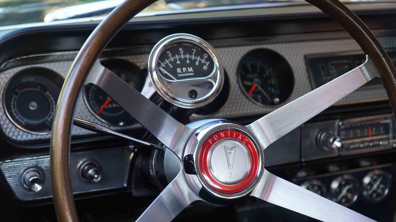 Pontiac Tempest Le Mans GTO de 1964 - Ze Feurst Muscle Car ! 7