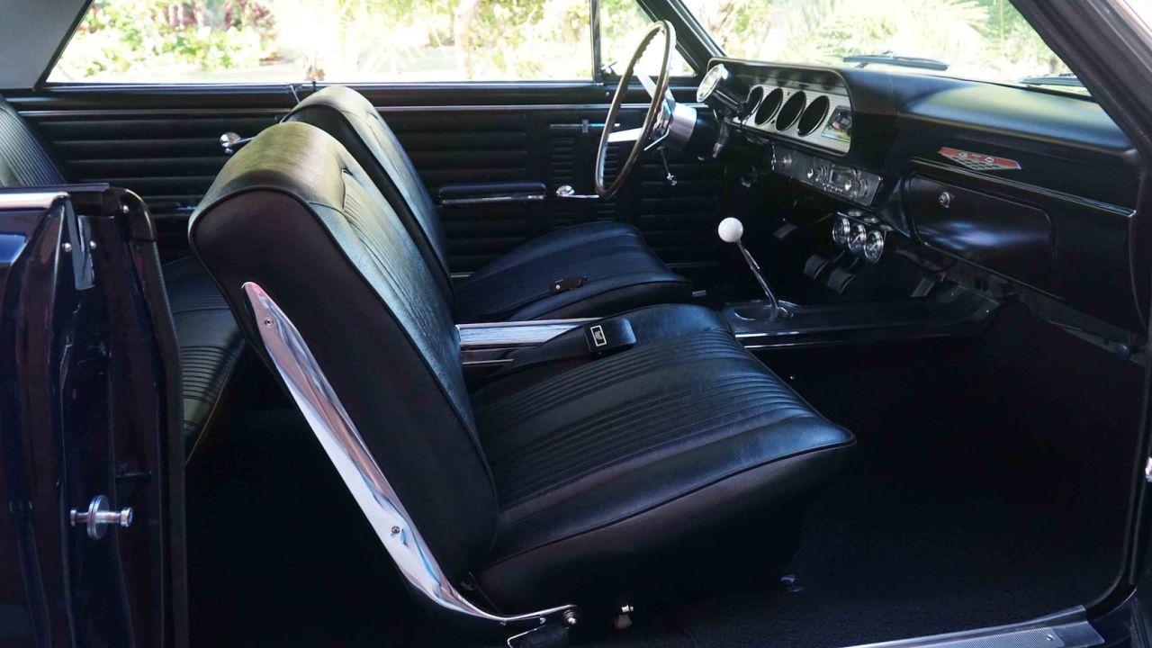 Pontiac Tempest Le Mans GTO de 1964 - Ze Feurst Muscle Car ! 2