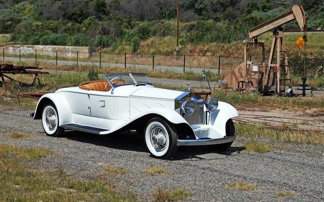 '24 Rolls Royce Silver Ghost Picadilly Special Roadster – Made in America !