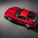 Ferrari 575 GTC Stradale... Oui, ça veut dire street legal !
