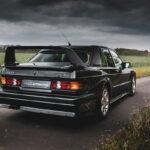 Mercedes 190 Evo 2 - L'étoile noire !