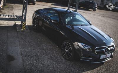 Mercedes Coupé E 53 AMG… Les perfs sans le sport !