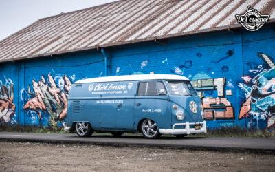 VW Combi 1963 – Combiner l'utile à l'agréable