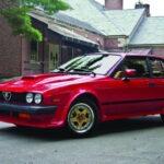 Alfa GTV6 Callaway... Busso Biturbo !