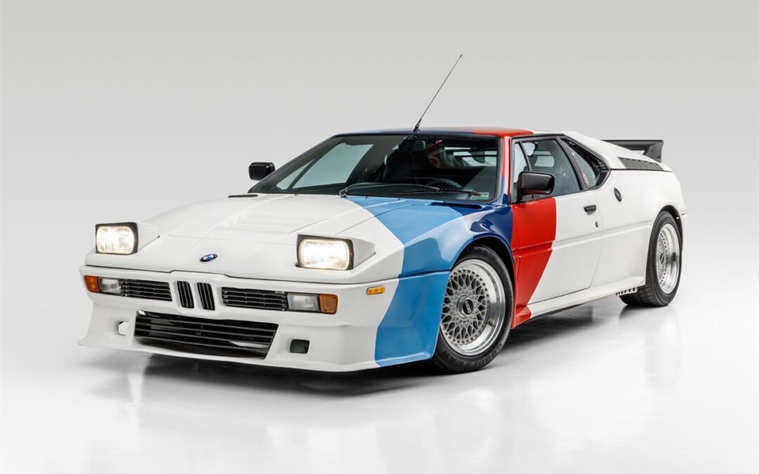 BMW M1 Procar Style – Paul Walker n'aimait pas que les jap…