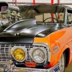 '63 Chevrolet Impala SS - Le monstre !