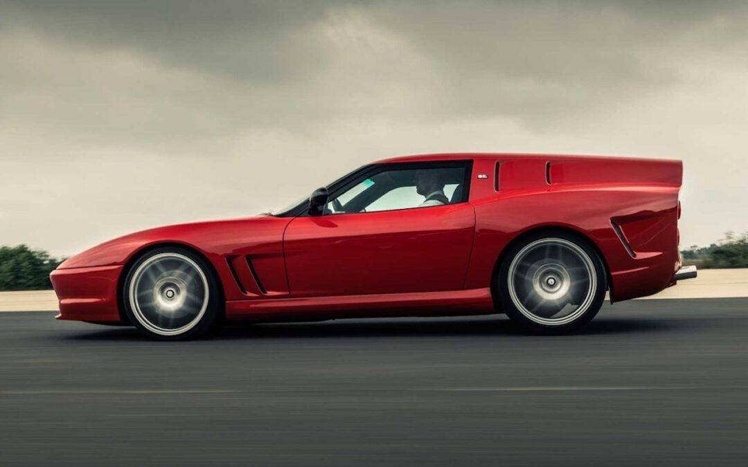 Ferrari 550 Breadvan – Hommage…