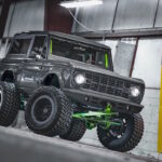 '75 Ford Bronco Supercharged - Rest'haut mod !