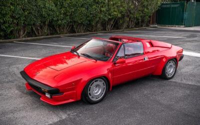 Lamborghini Jalpa – La malédiction du V8 !