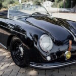 Porsche 356 Speedster... West Coast Choucrout' !