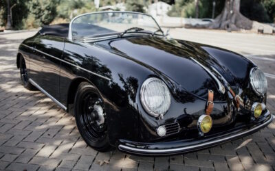 Porsche 356 Speedster… West Coast Choucrout' !