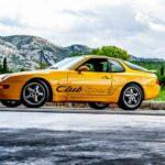 Porsche 968 CS - Par devant, c'est bien aussi…