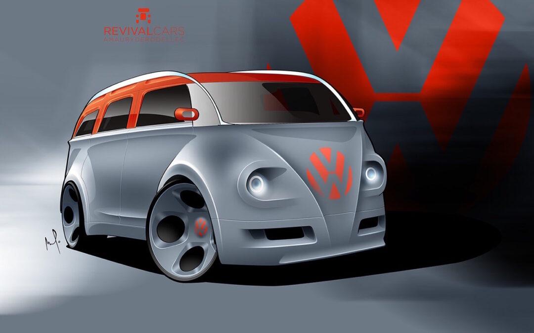 Revival Cars – Signé Amaury de Rodellec… Hier, c'est demain !