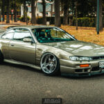 Nissan S14 Zenky - La belle Silvia !