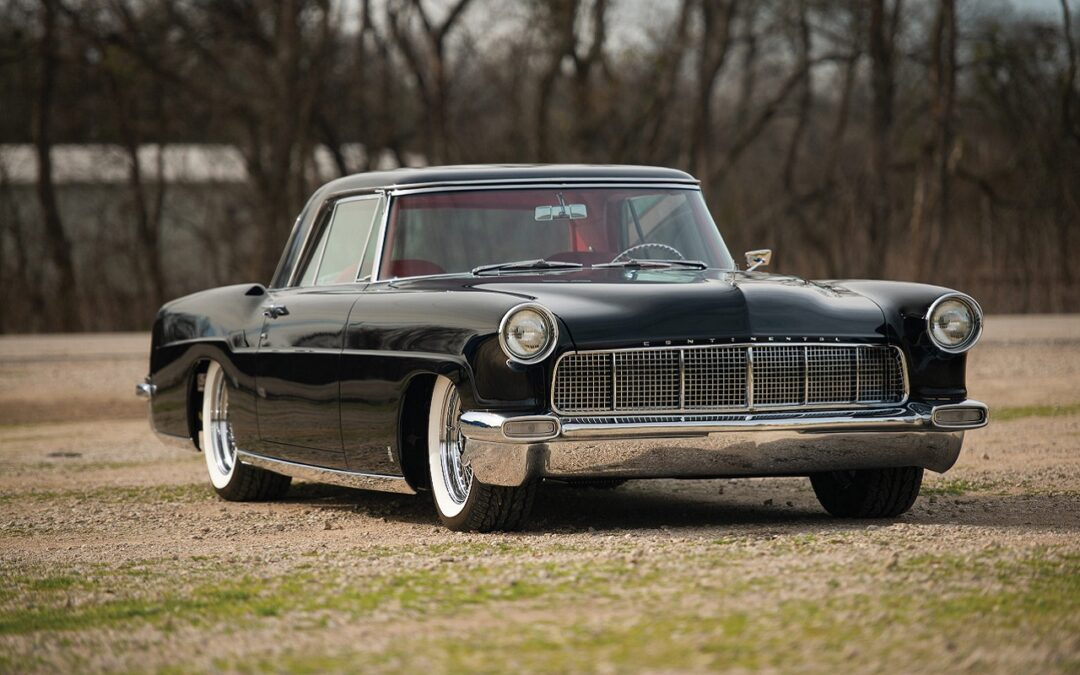 '56 Continental Mark II Restomod – Le coupé Limousine !