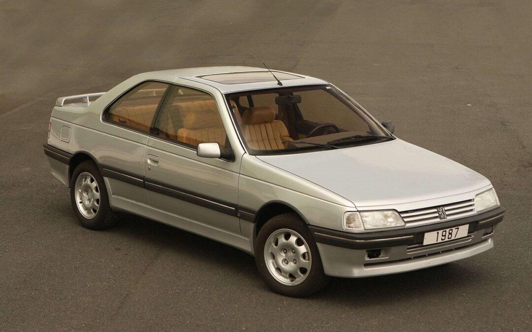 Peugeot 405 Coupé Heuliez – Acte manqué !