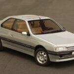 Peugeot 405 Coupé Heuliez - Acte manqué !
