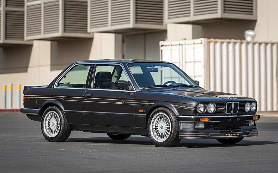 Alpina B6 1986 – The best E30 in town !