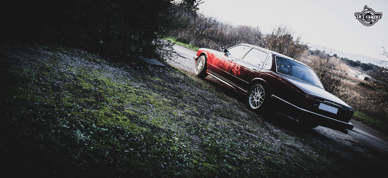 '93 Jaguar XJ40 3.2 l - Cruisin' machine ! 6
