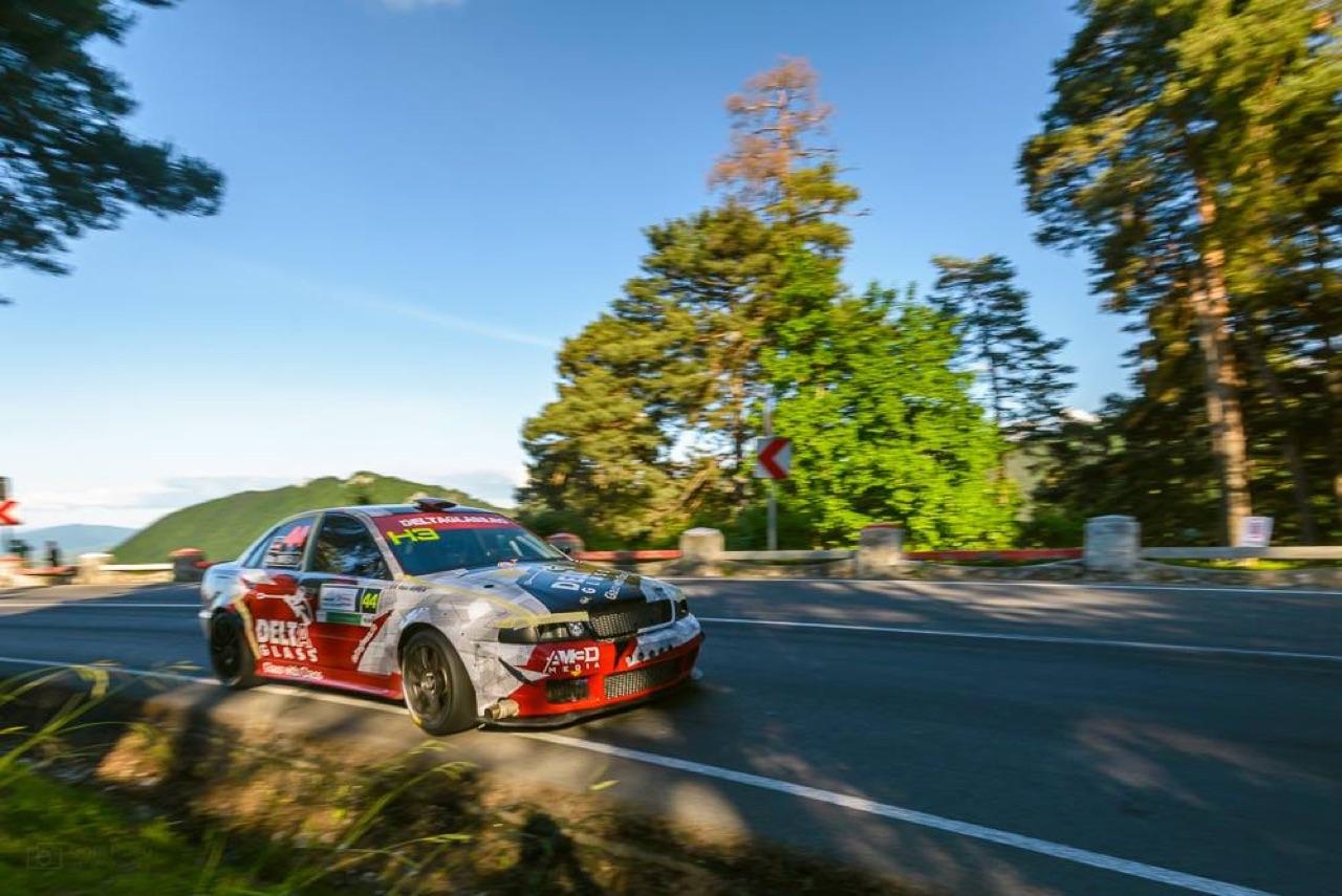 Hillclimb Monster : Audi A4 1.8T... en 500+ ! 3