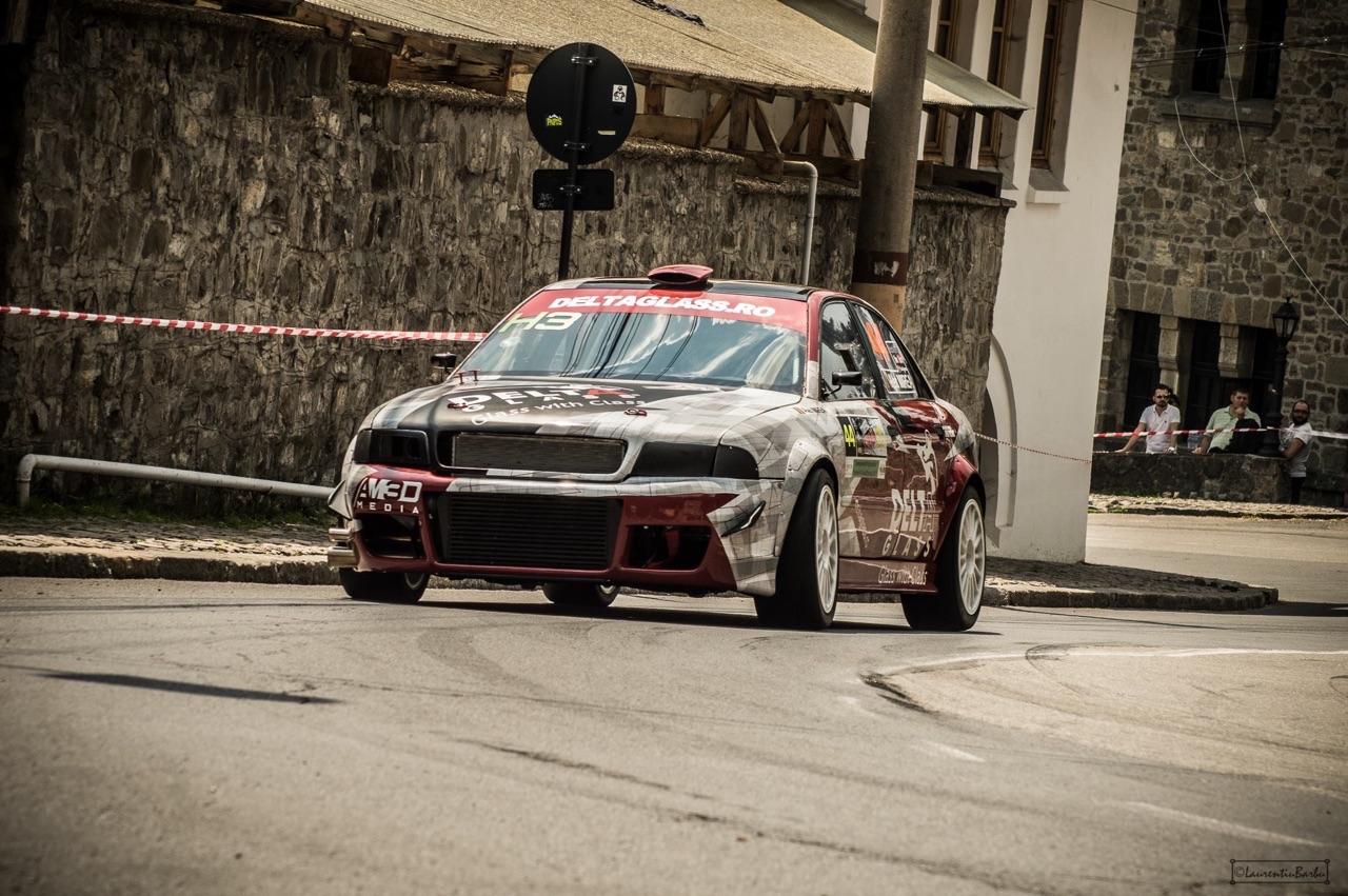 Hillclimb Monster : Audi A4 1.8T... en 500+ ! 1