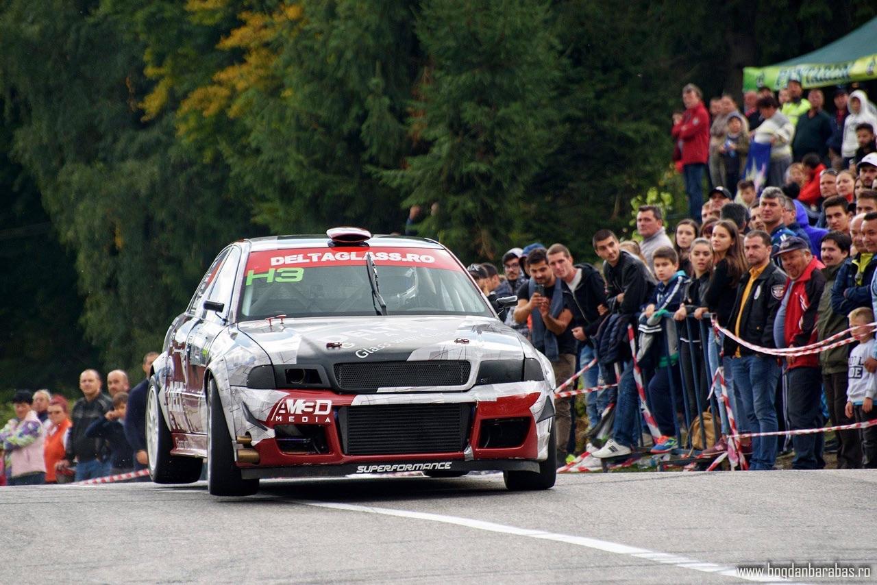 Hillclimb Monster : Audi A4 1.8T... en 500+ ! 4