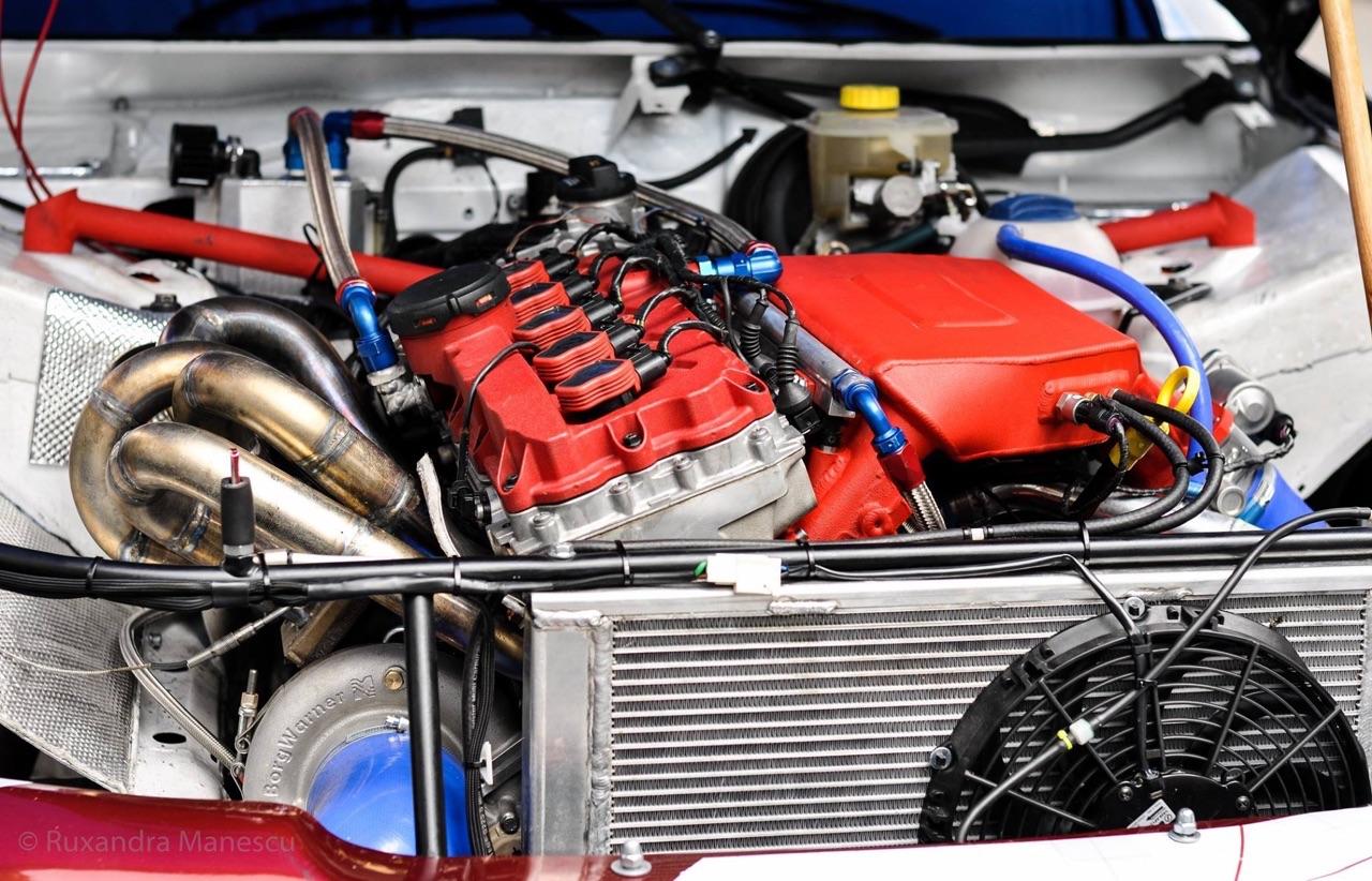 Hillclimb Monster : Audi A4 1.8T... en 500+ ! 2