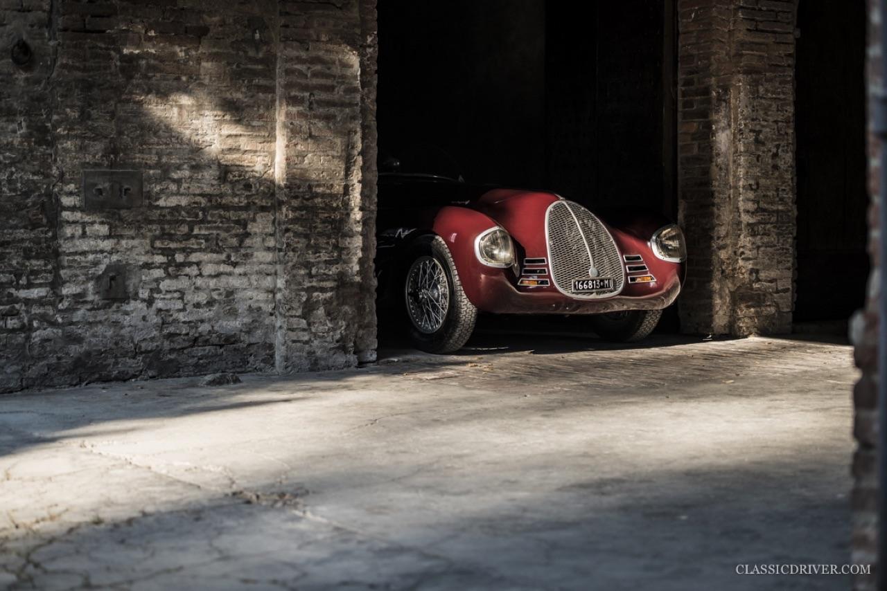 Auto Avio Costruzioni 815 - La Ferrari qui n'en était pas une mais qui valait 100 millions ! 14
