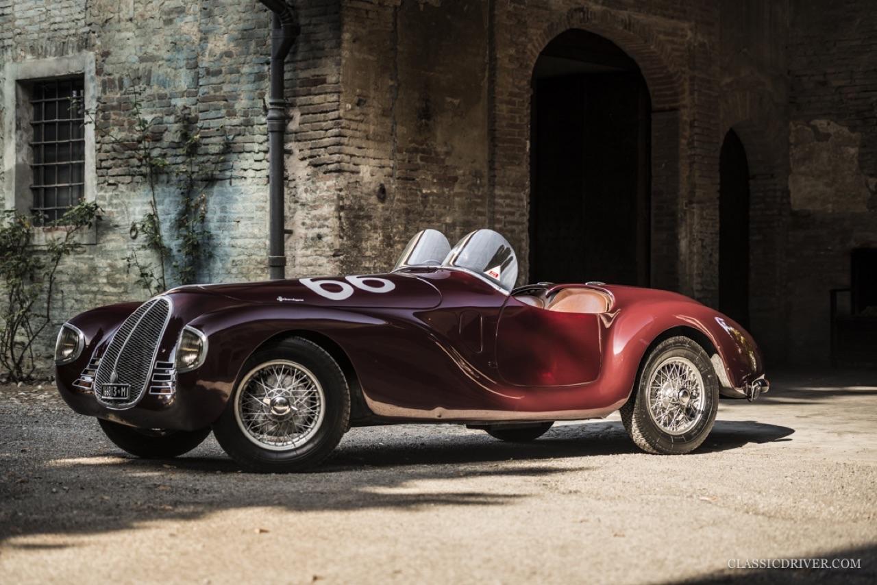Auto Avio Costruzioni 815 - La Ferrari qui n'en était pas une mais qui valait 100 millions ! 12