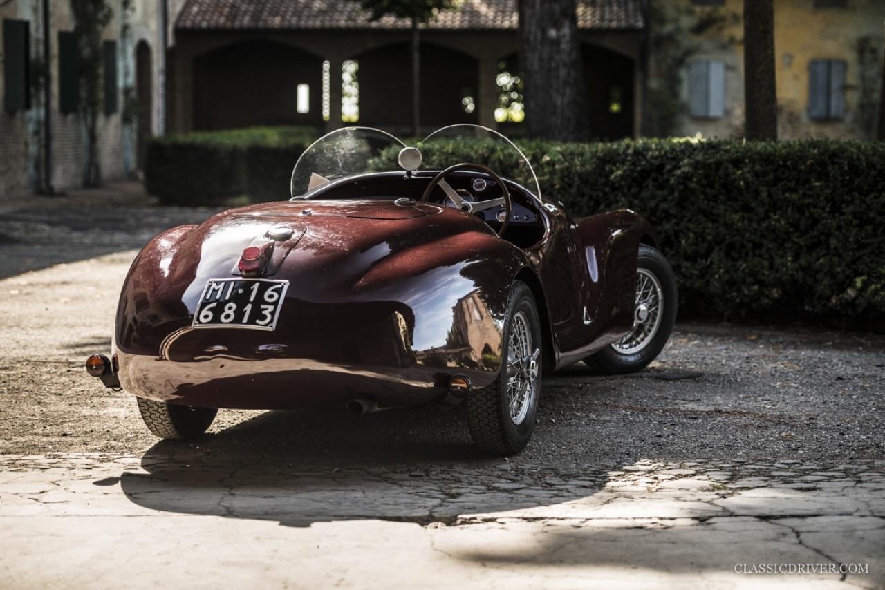 Auto Avio Costruzioni 815 - La Ferrari qui n'en était pas une mais qui valait 100 millions ! 11