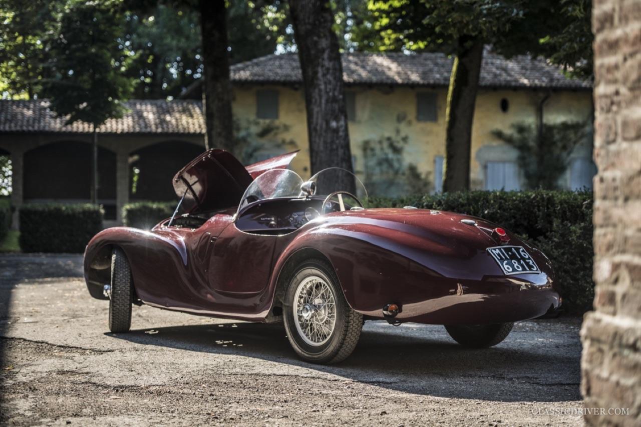 Auto Avio Costruzioni 815 - La Ferrari qui n'en était pas une mais qui valait 100 millions ! 9