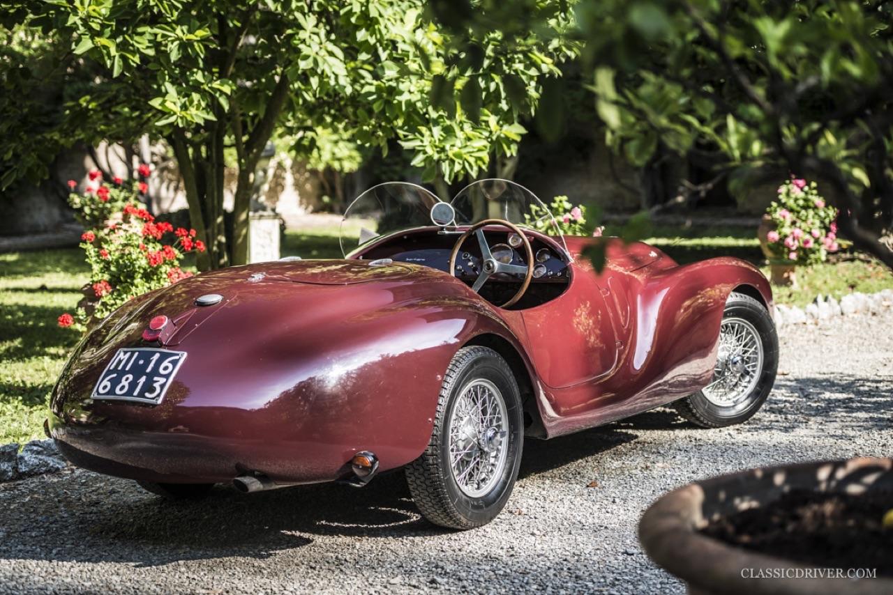 Auto Avio Costruzioni 815 - La Ferrari qui n'en était pas une mais qui valait 100 millions ! 6