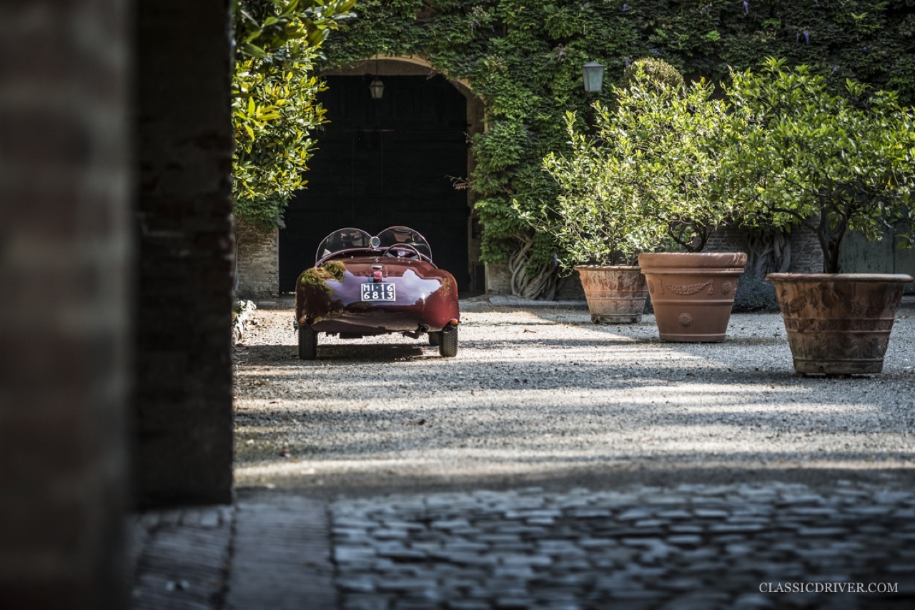Auto Avio Costruzioni 815 - La Ferrari qui n'en était pas une mais qui valait 100 millions ! 3