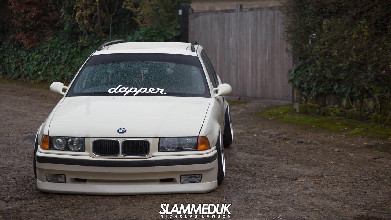 BMW E36 Touring - De l'air et du swap ! 1