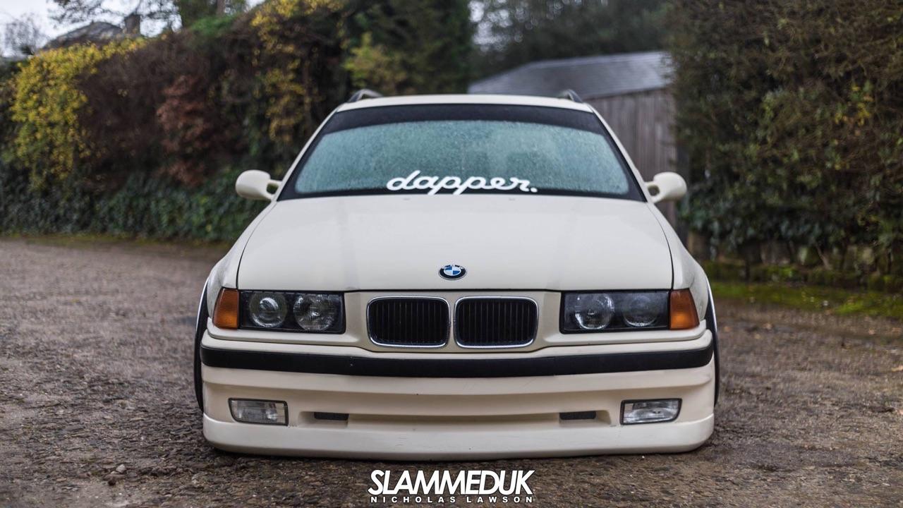 BMW E36 Touring - De l'air et du swap ! 6