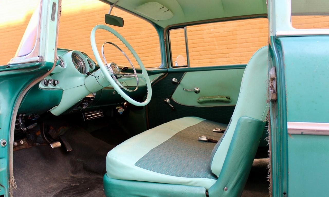Chevrolet 210 2 Doors Sedan de 1957 en LS1 – Tout ça pour une ceinture… 7