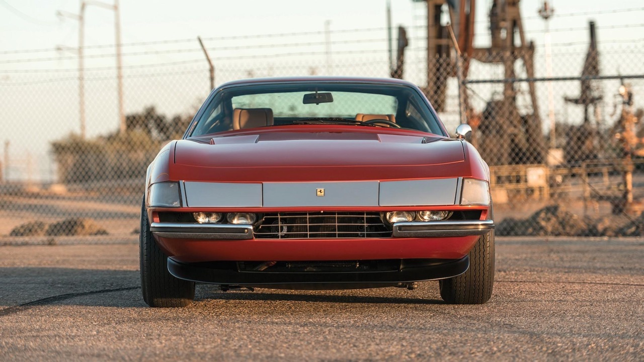 '71 Ferrari Daytona... sauce hot rod ! 12