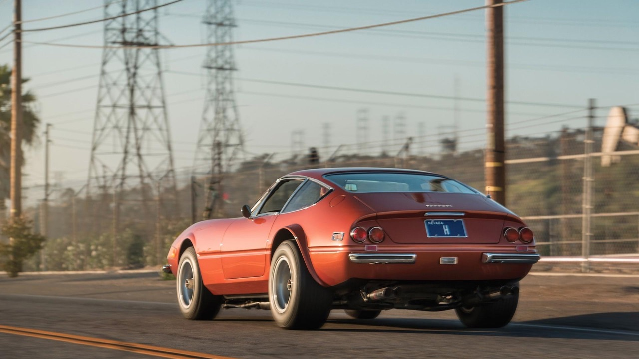 '71 Ferrari Daytona... sauce hot rod ! 7