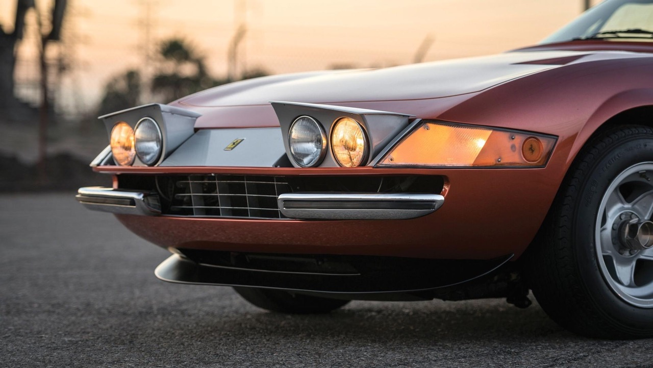 '71 Ferrari Daytona... sauce hot rod ! 2