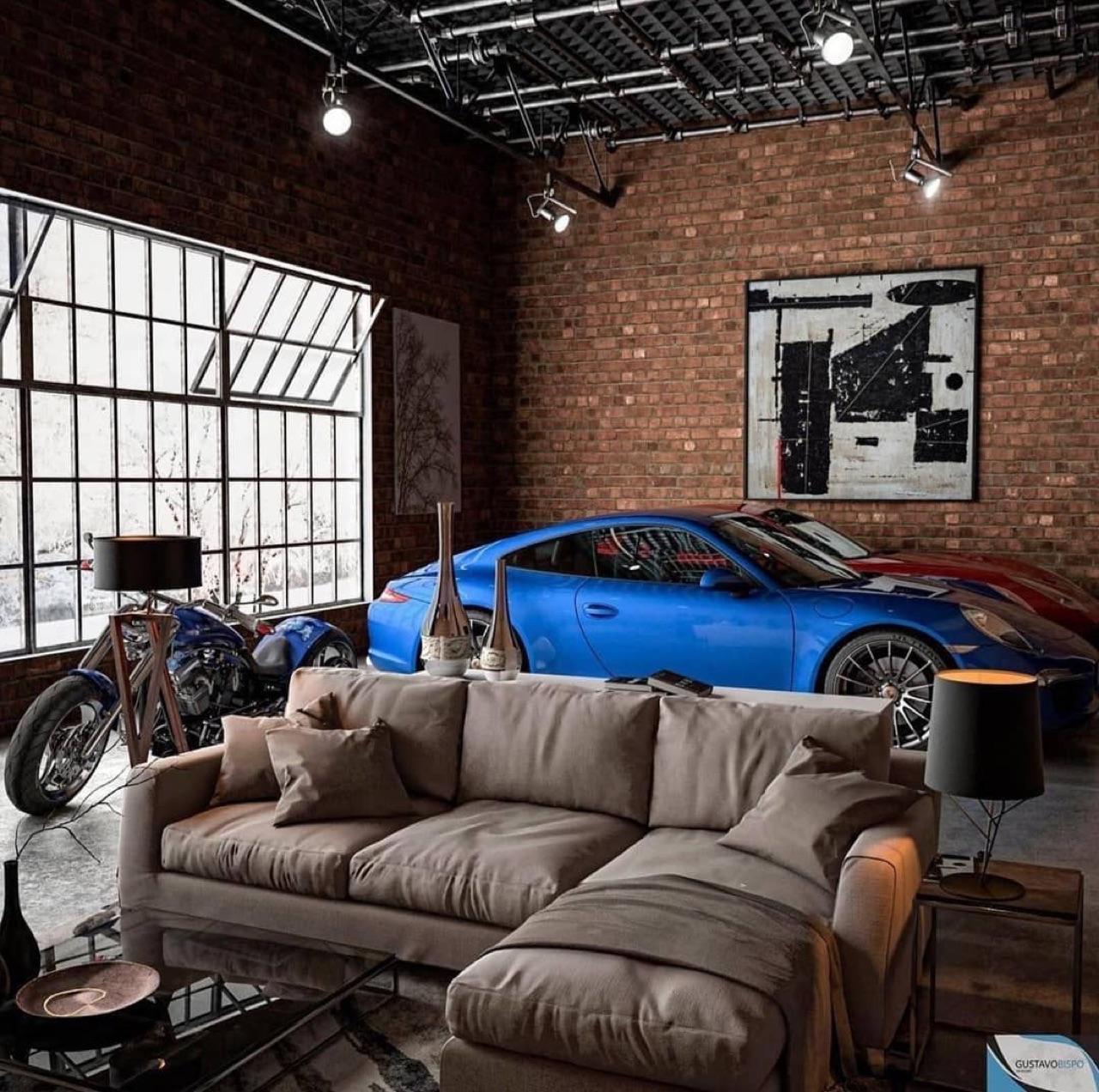 La classe dans mon garage ou même dans mon salon ! 3