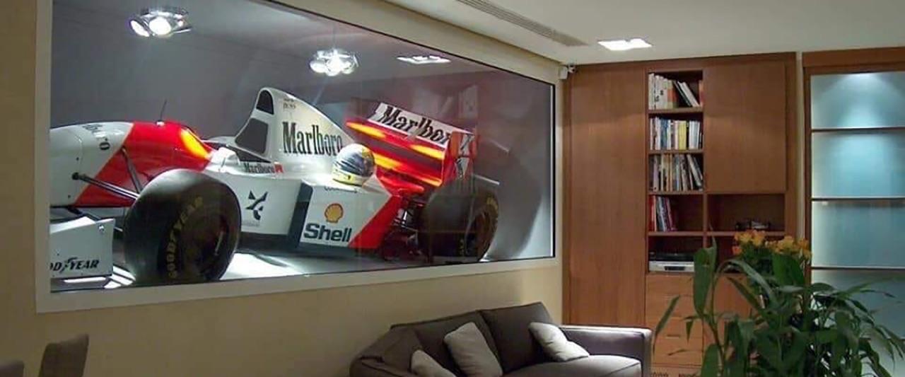 La classe dans mon garage ou même dans mon salon ! 5